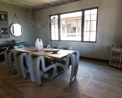 Noni Orgainc Soild wood floors