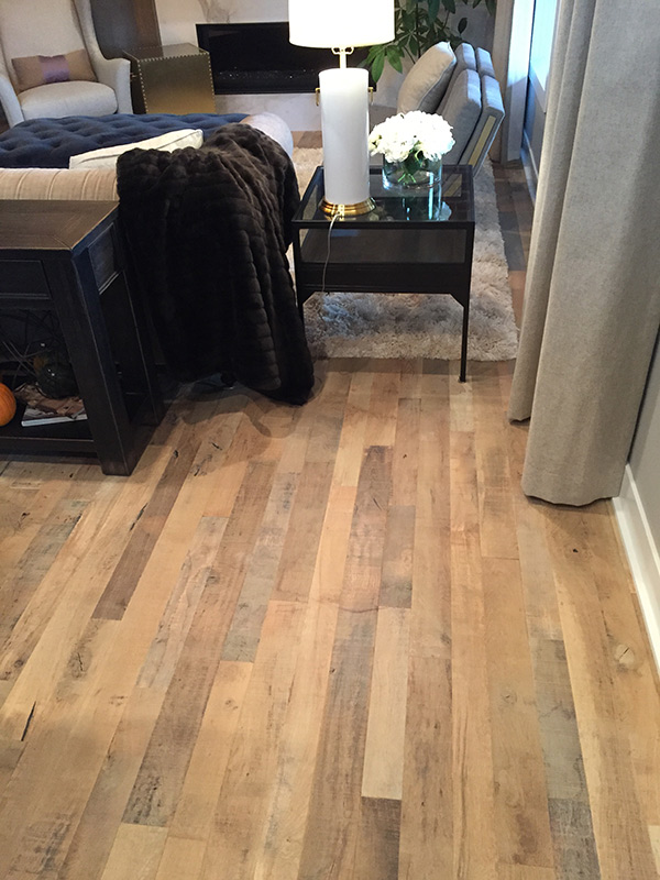 Organic Solid Installation Timberland Hardwood Floors