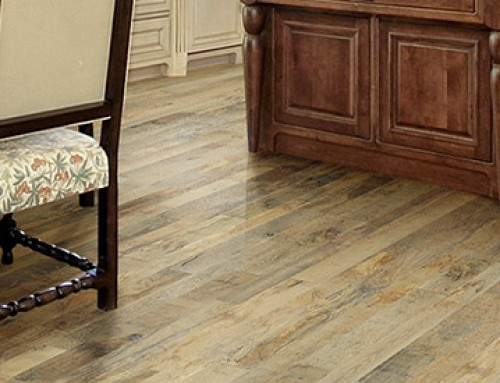 Organic Solid installation by Timberland Hardwood Floors - Intermountain Wood Products Grand Opening In Milwaukie, OR