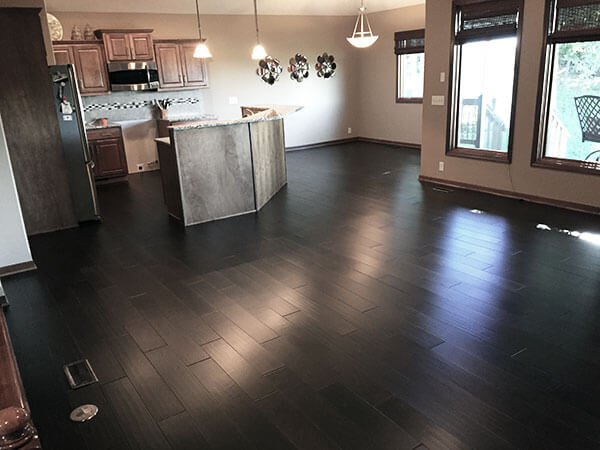 Silverado Stout installation in kitchen