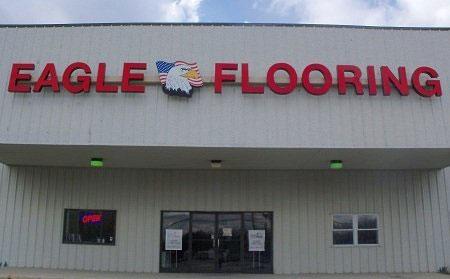Eagle Flooring Storefront Swansea IL