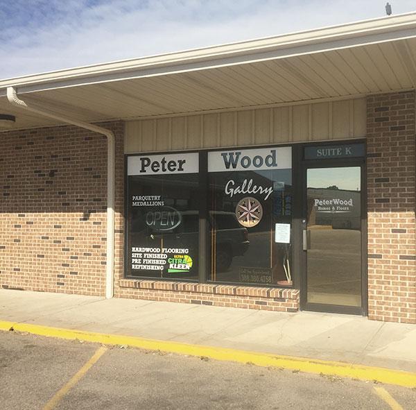PeterWood Homes & Floors Storefront