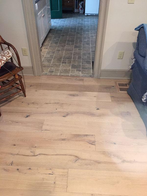 Alta Vista Balboa install by skips custom flooring