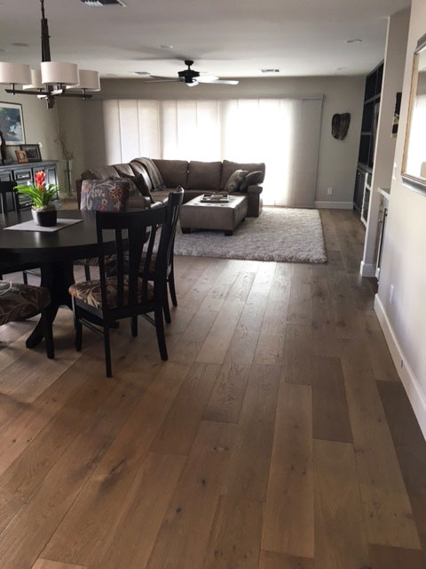 Alta Vista Del Mar Installation In Phoenix Hallmark Floors