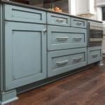 Alt Vista Historic Oak Kitchen Kraft Remodel in Columbus OH