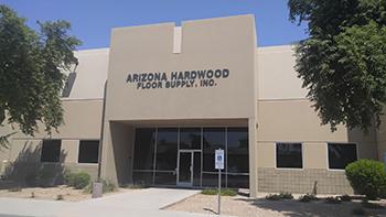 Arizona Hardwood Floor Storefront