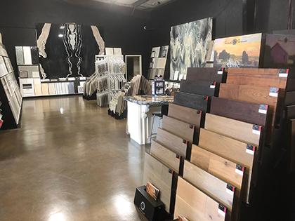 Fresno Marble And Tile Showroom Hallmark Floors Spotlight Dealer