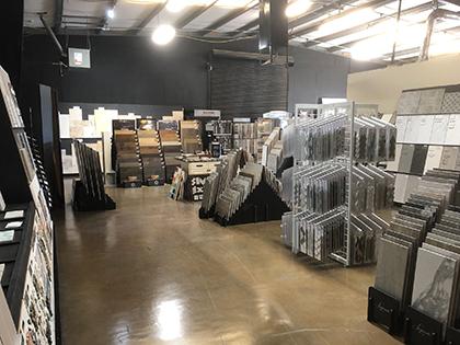 Fresno Marble And Tile Showroom With Hallmark Floors