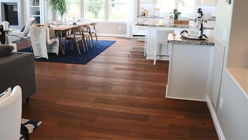 Hallmark Floors install by Arizona Hardwood Floor