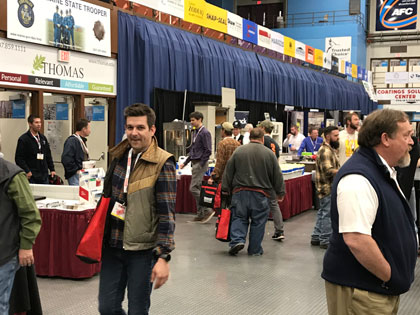 Hammond Lumber featured at trade show in augusta maine