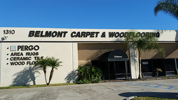 Front Of Belmont Carpet