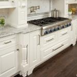 Alt Vista Historic Oak Kitchen Kraft Remodel