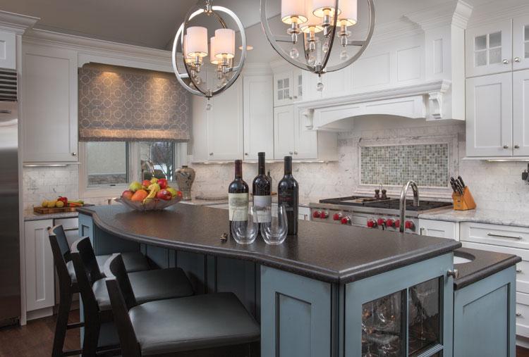 Beau Kitchen Kraft Alta Vista Historic Oak Floors