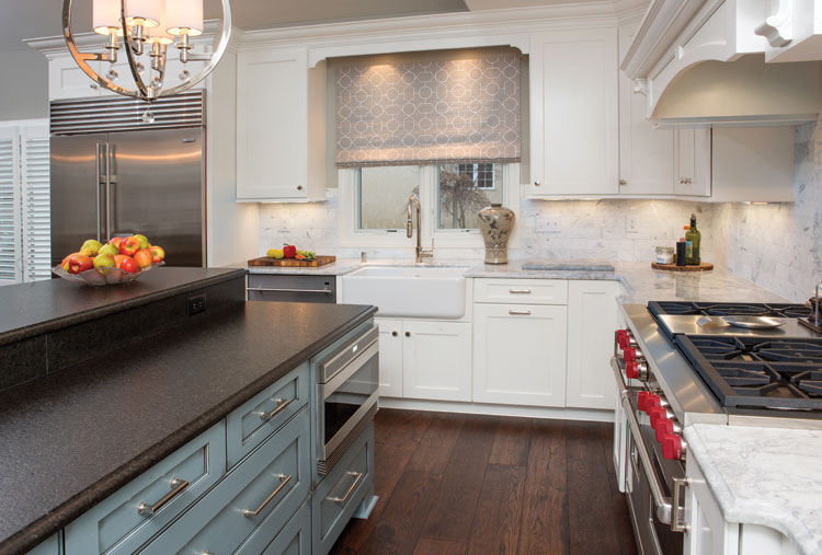Kitchen Kraft Alta Vista Historic Oak Floors