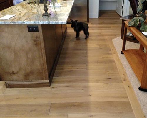 Ventura Sandal installation by Majestic Flooring