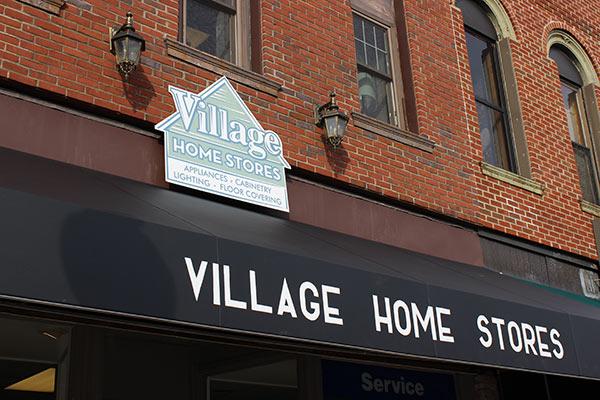 Village Home Stores StoreFront