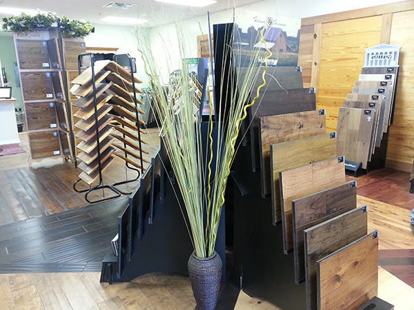 Monterey Display At The Wood Floor Store In Tulsa