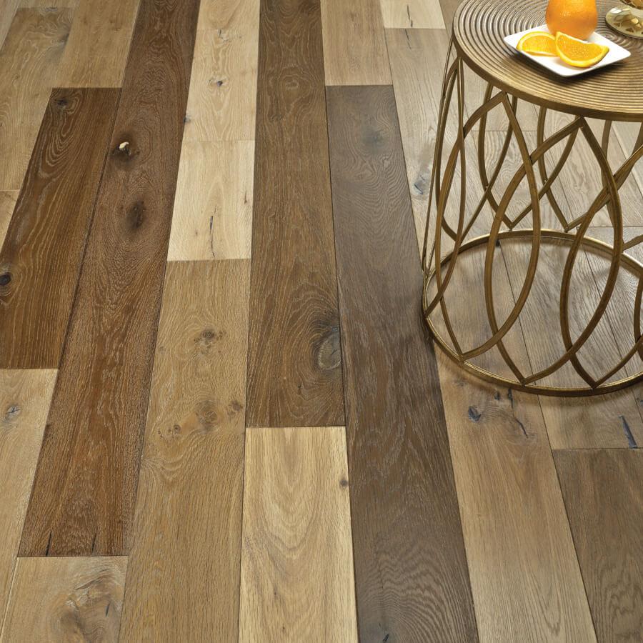 hemingway_extreme_vignette - Multi Colored Hardwood Floor