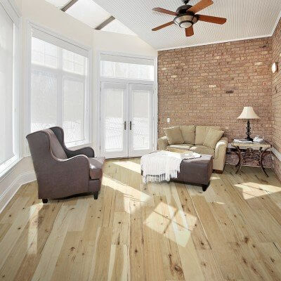 The Secret To Cleaning Hardwood Floors