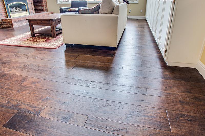 Engineered Hardwood Flooring Featured In Denver Remodel