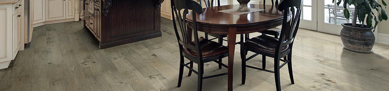 Novella Frost slicefaced engineered wood floors.