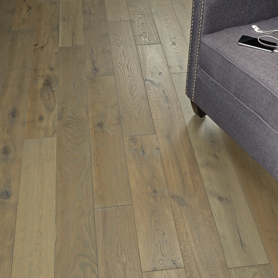 Novella Hardwood Collection - 6 inch floor trim