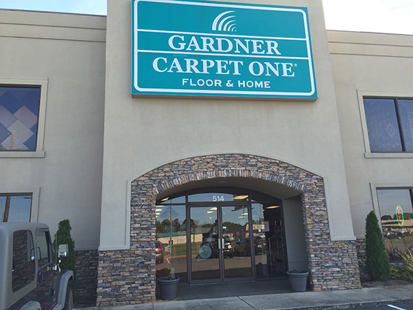 Gardener carpet one spotlight dealer for Gardner flooring