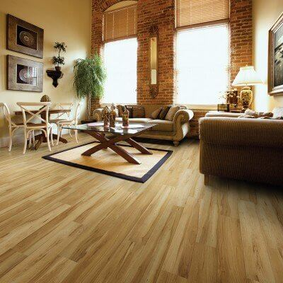 Town & Country - Plymouth, Maple by Hallmark Floors