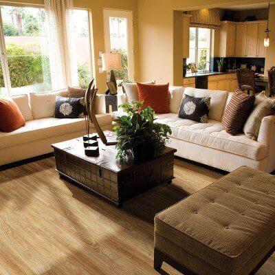 Town & Country - Portsmouth, Oak by Hallmark Floors