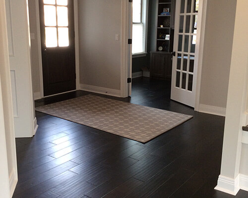 Silverado Dark Chocolate Installation In Deerfield