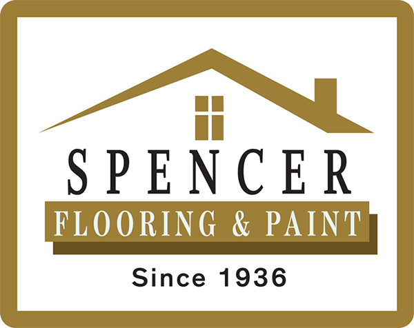 Spencer flooring and paint logo