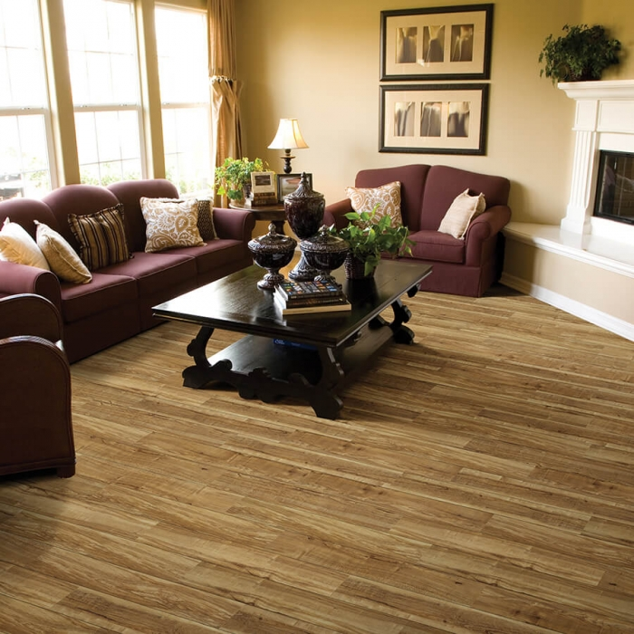 Product Springfield Birch 12Mil Waterproof Flooring   Town & Country
