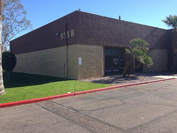 Excalibur Storefront in Mesa AZ