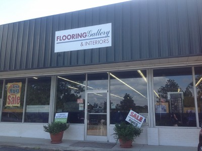 Flooring Gallery & Interiors of Pinehurst Storefront