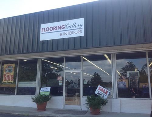 Flooring Gallery and Interiors of Pinehurst, North Carolina