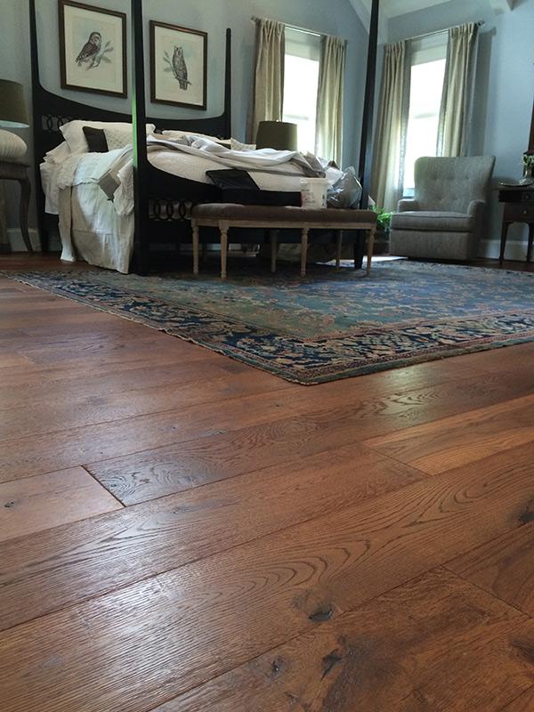 Biringer builders Alta Vista Carmel install Howdyshell Flooring Inc in Midlothian, VA. They are a Spotlight Dealer for Hallmark Floors
