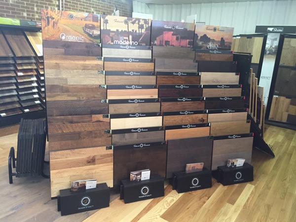 Hardwood at Creative Flooring & Design