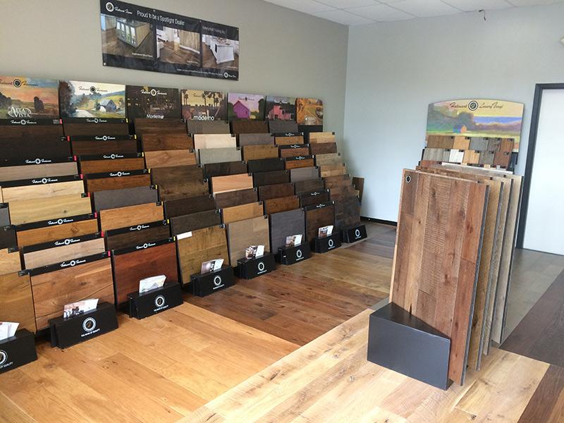 Howdyshell Flooring Inc in Midlothian, VA. is a Spotlight Dealer for Hallmark Floors