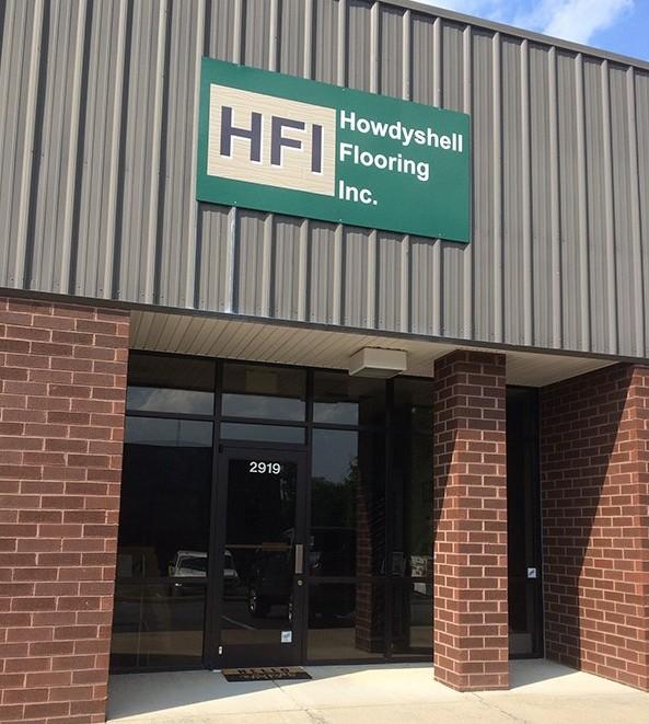 Howdyshell Flooring in the City of in Midlothian, VA. is a Spotlight dealer for Hallmark Floors Inc