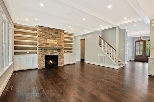 Monterey Gaucho install by Howdyshell Flooring Inc in Midlothian, VA. They are a Spotlight Dealer for Hallmark Floors