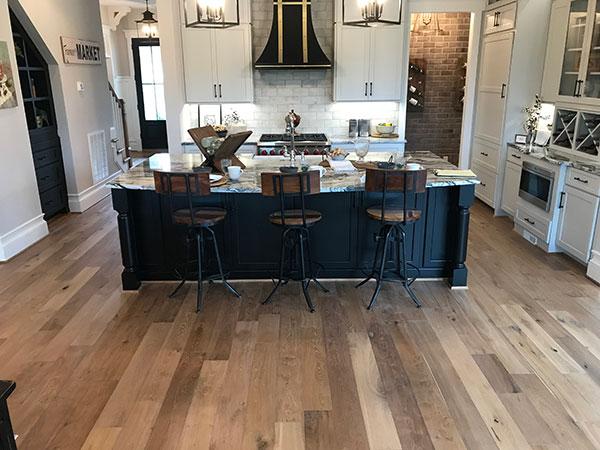 Novella Twain installation by Howdyshell Flooring | Howdyshell Flooring Inc in Midlothian, VA. is a Spotlight Dealer for Hallmark Floors