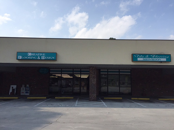 Creative Flooring & Design storefront