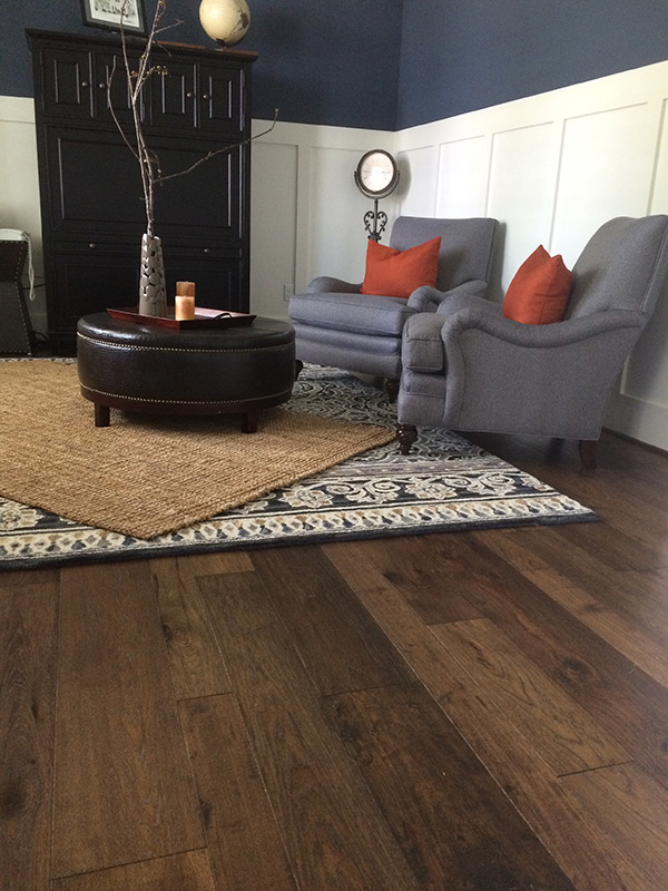 Monterey installation by Howdyshell Flooring Inc in Midlothian, VA. They are a Spotlight Dealer for Hallmark Floors