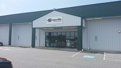 Kempsville Building Materials Storefront