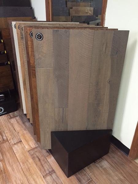 Organic Display At Williams Floors Covering 567 Engineered