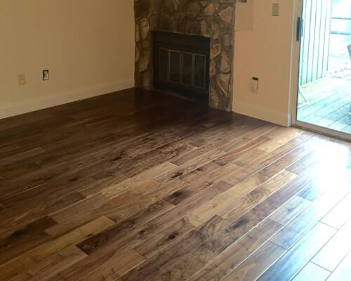 Heirloom Natural Walnut PC Hardwoods