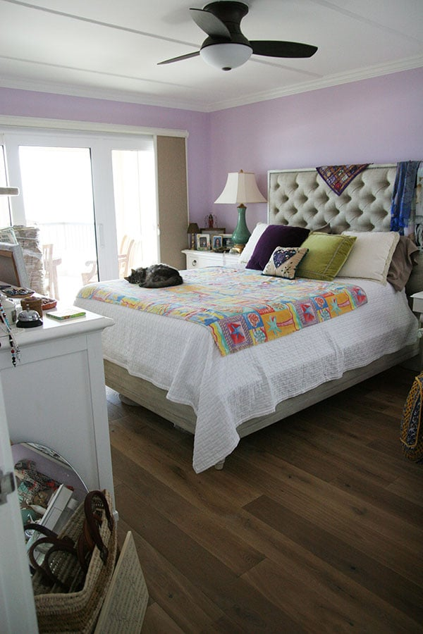 Mercury Hallmark Flooring bedroom