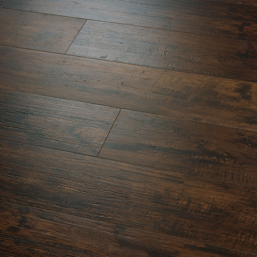 Product Drake Hickory Polaris 12mil Waterproof Flooring