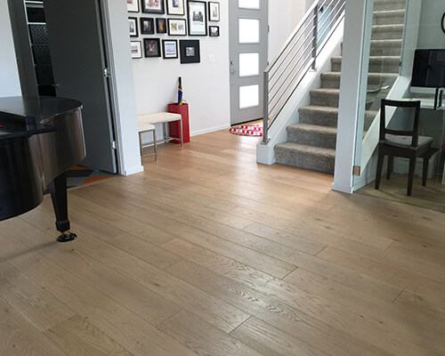 Precision floors seaside ventura installation