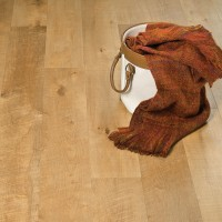 Courtier Esquire Maple vinyl flooring by Hallmark Floors